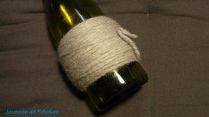 Défriser la laine