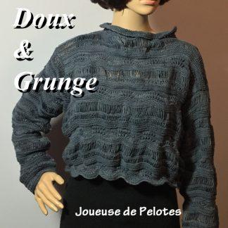 ensemble tricoté main