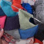 Tricoter des entrelacs